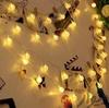 ریسه LED مروارید کریستالی