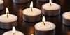 شمع وارمر سفید تکی